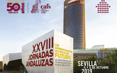 Sevilla acogerá las XXVIII Jornadas Andaluzas para Administradores de Fincas